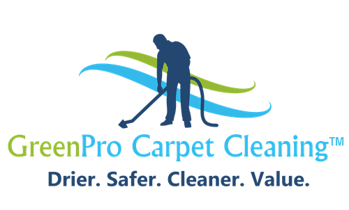 GreenPro Carpet Cleaning - LOGO