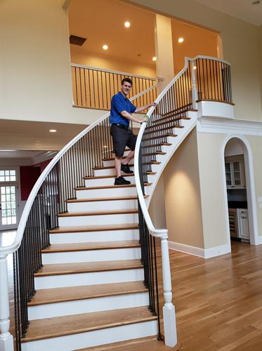 Ron house cleaning in Brentwood, TN