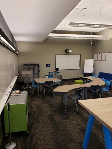 flexible classroom example