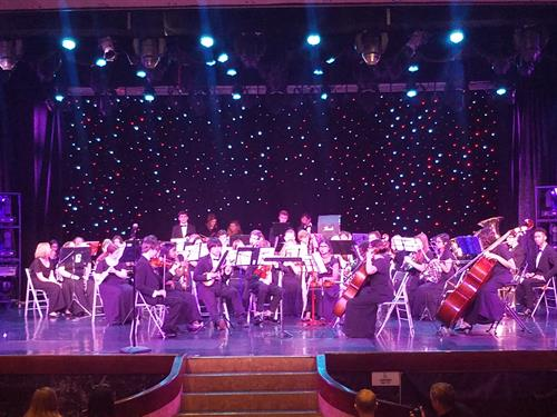 I planned a Spring Break cruise for Ravenwood High School where they were able to perform onboard the cruise ship!