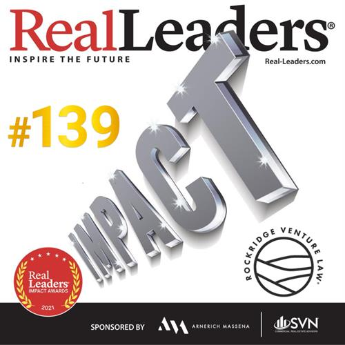 Rockridge Real Leaders Top 150