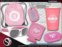 Breast  Cancer Awareness Promotional Products