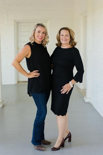 Kate Cortner & Cindi Parmenter