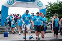 LUNG FORCE Walk May 2015
