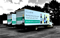 Out of Home Media Provider Advertising - Box Truck Wrap Advertising