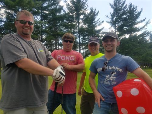 Sparta Police Department K-9 Unit Golf Fundraiser June 2017