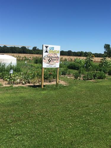Community Garden 2016