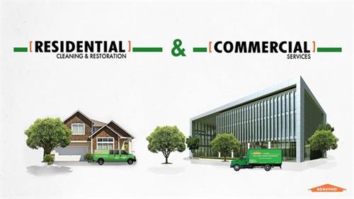 Residential and Commercial Services Available