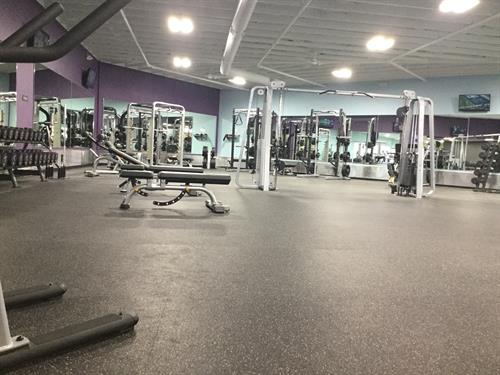 Recent Expansion of 1,000 square feet