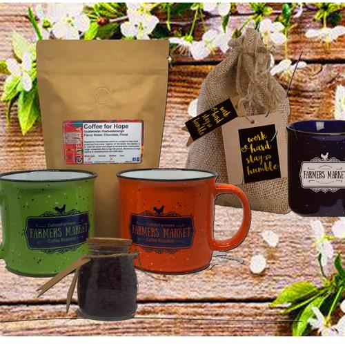 Coffee gifts to reward your employees.