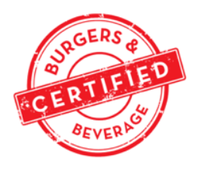 Certified Burgers and Beverage