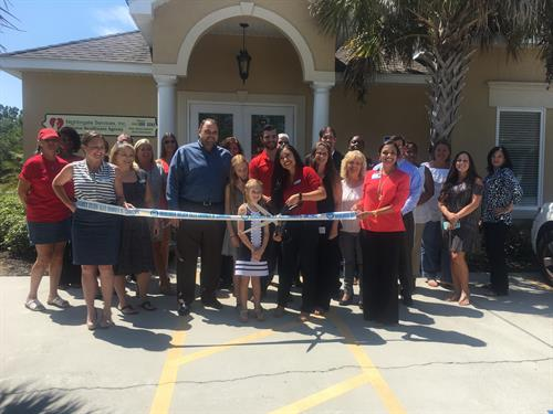 Nightingale Home Care, Inc. Ribbon Cutting