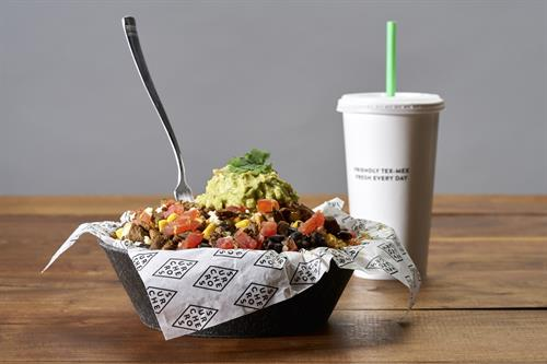 Loaded Burrito Bowl - All the goodness of a burrito without a tortilla