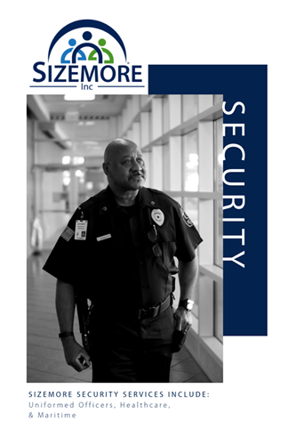 Sizemore Security provides professional security services throughout the United States. We have developed many standard and specialized security programs to cover an array of situations for a wide variety of clients.