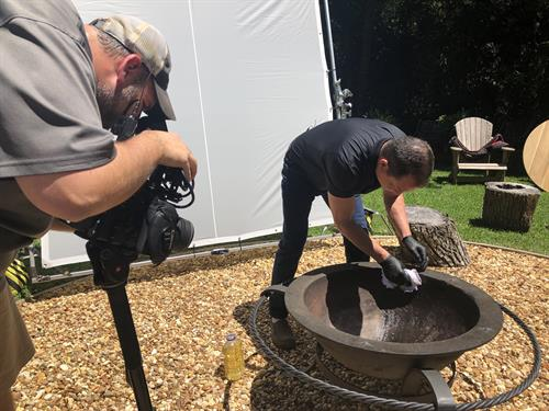 We believe video is the way of the future. Our on location videography will help you tell your story and help your authentically connect with your target audence/customer.