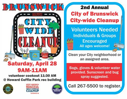 City Wide Annual Clean-up