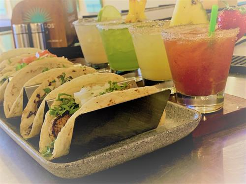 Tacos and 'Ritas