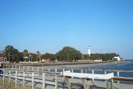 View of the Lighthouse from the Pier
