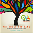 Art Under the Oaks Fall Festival