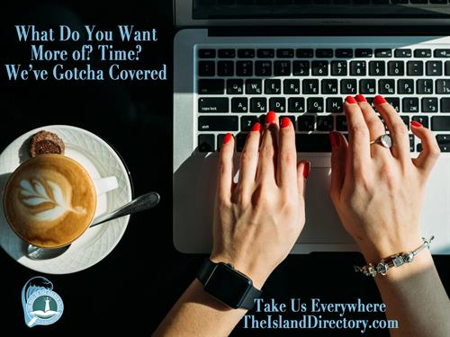 Gotcha Covered-No matter where you go
