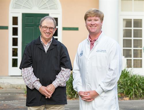 Drs. Melton and Hopkins