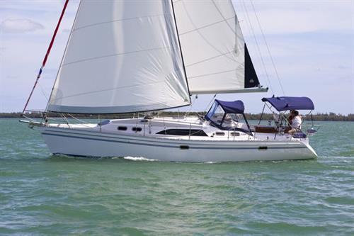 Sail with Dunbar !