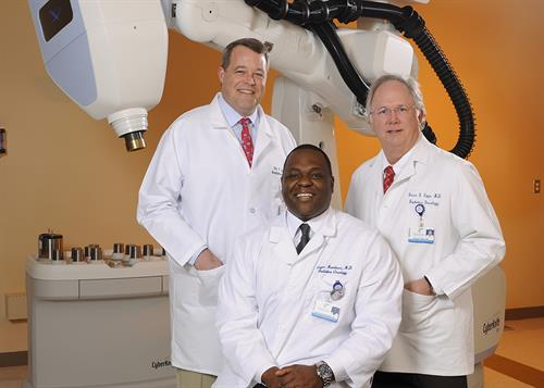 CyberKnife Cancer Care Center Team