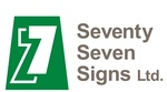 Seventy Seven Signs Ltd.
