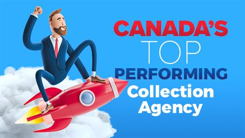 MetCredit is Canada's Top Performing Collection Agency
