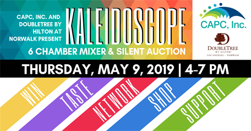 Our Annual Fundraiser-CAPC Kaleidoscope 6 Chamber Mixer and Silent Auction