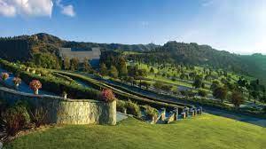 Beautiful views at Rose Hills