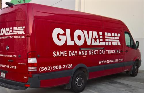 Glova Link Van