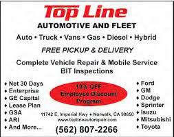 Top Line Automotive
