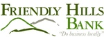 Friendly Hills Bank - SFS