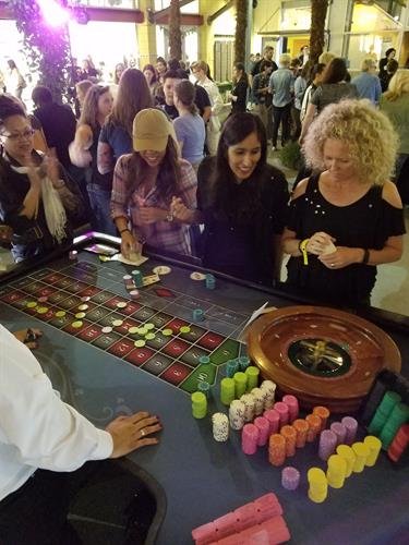 Our quality casino gaming equipment will impress your guests.