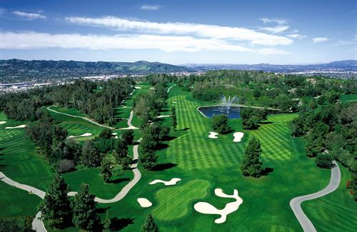 Industry Hills Golf Course