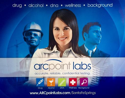 ARCpoint Labs of Santa Fe Springs