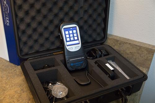 Alcovisor Jupiter for BAT Testing.