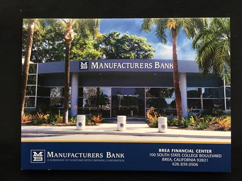 Manufacturers Bank