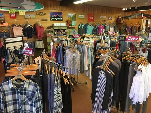 Women Brand Name Clothing - North Face, Patagonia, Columbia, Lole, Prana, Aventura, Royal Robbin, UA & More