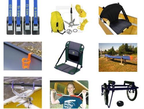 Canoe Accessories