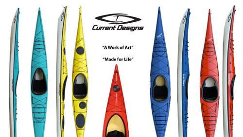 Current Designs Kayaks
