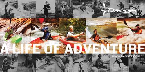 Dagger Kayaks - a Life of Adventure