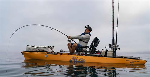 Hobie Pro Angler Fishing Kayaks - #1 Fishing Kayak - Sales and Rentals