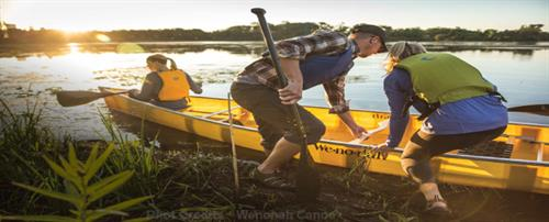 Wenonah Canoe Factory Outlet - Best Prices in USA - We Sell, Rent and Repair Canoes.