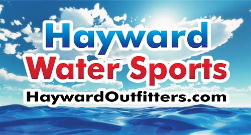 Hayward Outfitters is now Hayward Water Sports