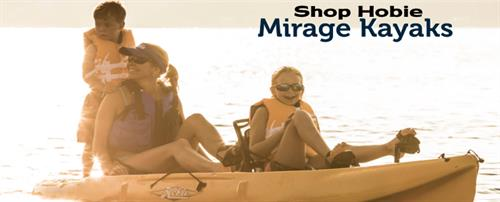 Hobie Mirage Kayaks - Sales