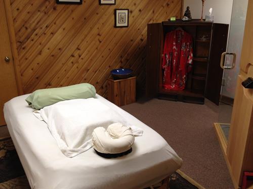 Shiatsu Room