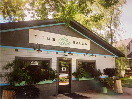 Titus Salon