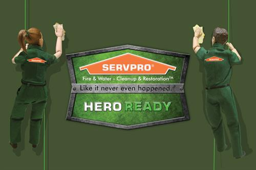 SERVPRO is Hero Ready!
